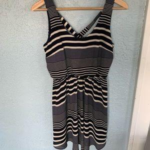 Lush Criss Cross Dress